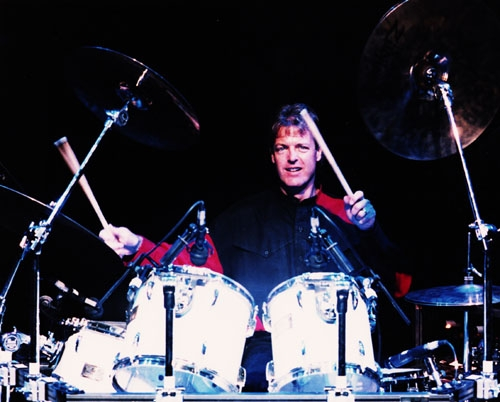 Tom Grignon Drum Photo1