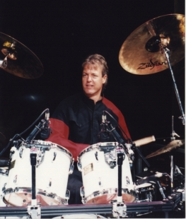 Tom Grignon Drum Photo3